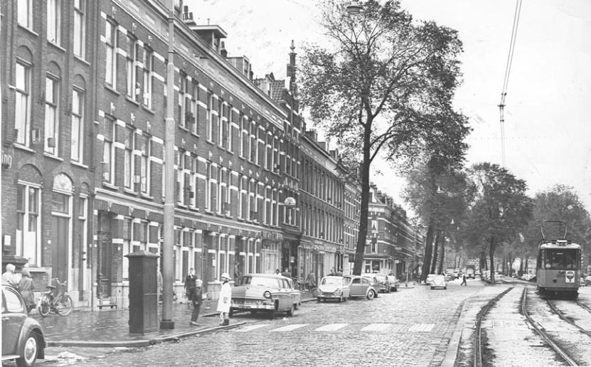 Vroeger in het oude Rotterdam