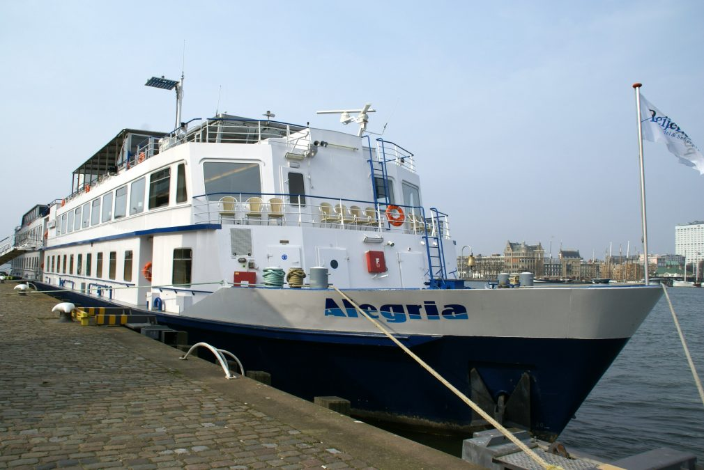 Volop cruiseplezier op de rivier