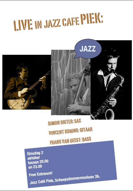 Jazzcafé PIEK