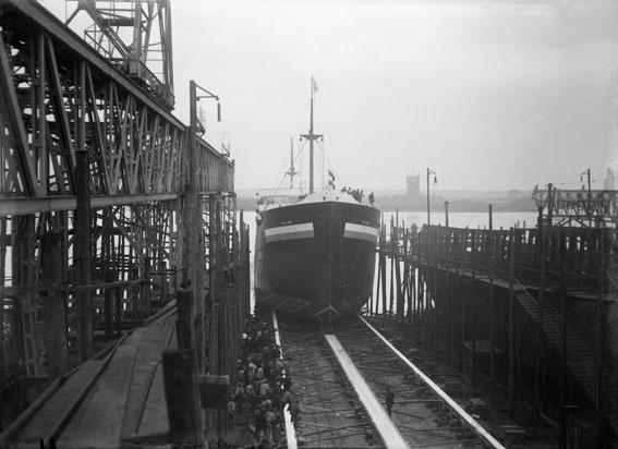 Unieke haven- en schepenfotografie van Cornelis Nieuwland