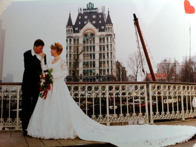 Chantal en Eric van der Weezen