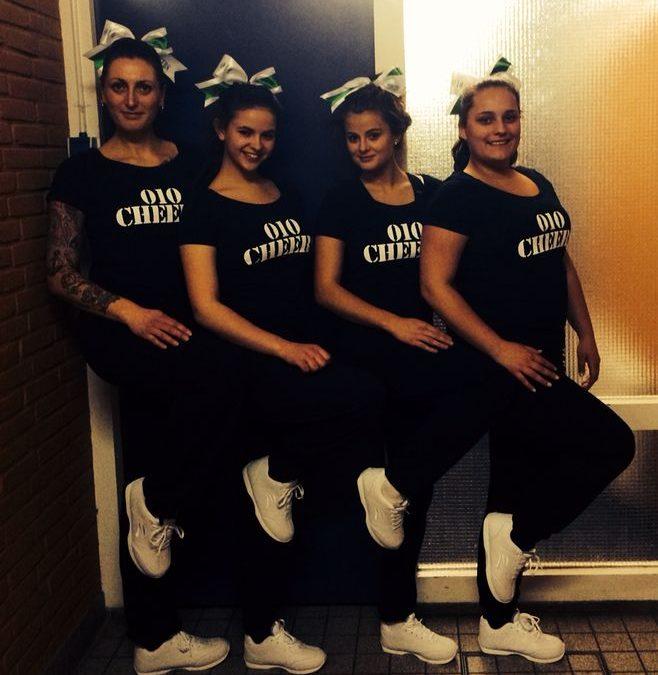 Rotterdams Cheerleading Team