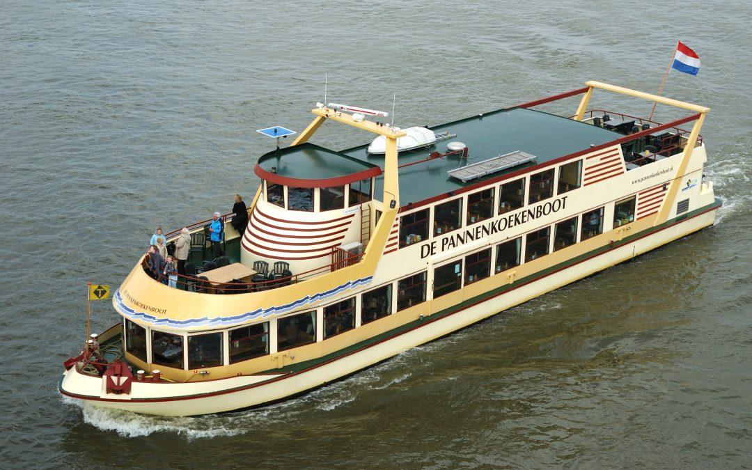 De Pannenkoekenboot Rotterdam