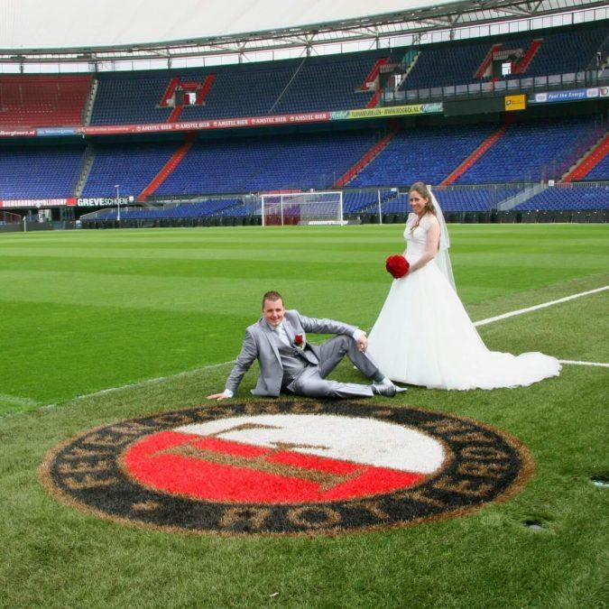 Marloes en Raymond van der Vliet